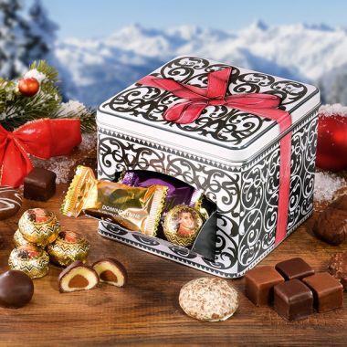 Servier-Box mit Schublade 2017