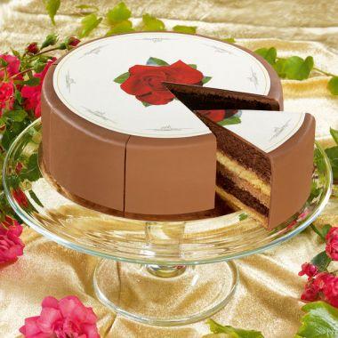 Crème-Brulée-Torte