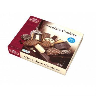 Lambertz Chocolate Cookies, 500g